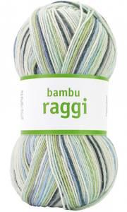Bilde av Bambu Raggi 17208 Peacock print