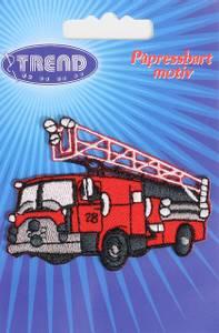 Bilde av Strykemerke brannbil symerke