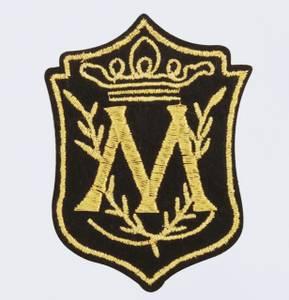 Bilde av Strykemerke clubmerke M symerke