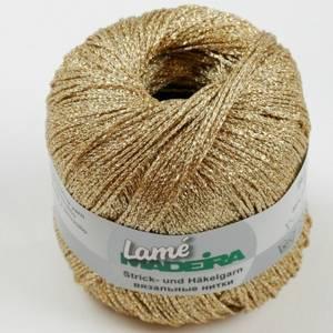 Bilde av Madeira Lame Gull viscose-polyester glittergarn