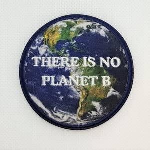 """Bilde av Strykemerke """"There is no planet B"""" symerke"""