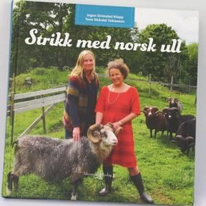 Bilde av Strikk med norsk ull - Ingunn Grimstad Klepp /