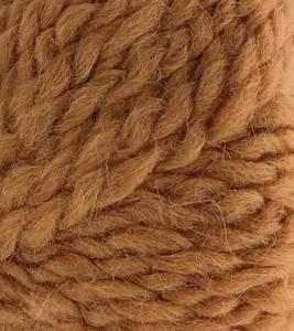 Bilde av Betty brent oransje ull-alpakka 50 g