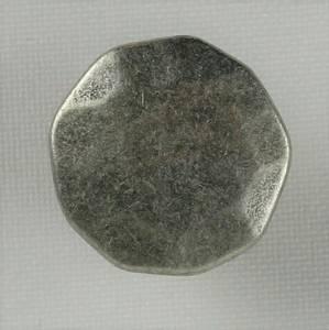 Bilde av Tinnknapp Hamret 18 mm kofteknapp