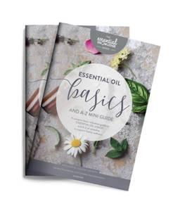 Bilde av A-Z miniguide - Essential oil Basics 10pakning