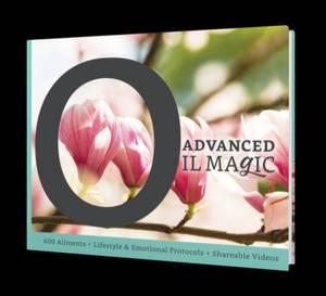Bilde av ADVANCED OIL MAGIC hardcover 4.utgave(september
