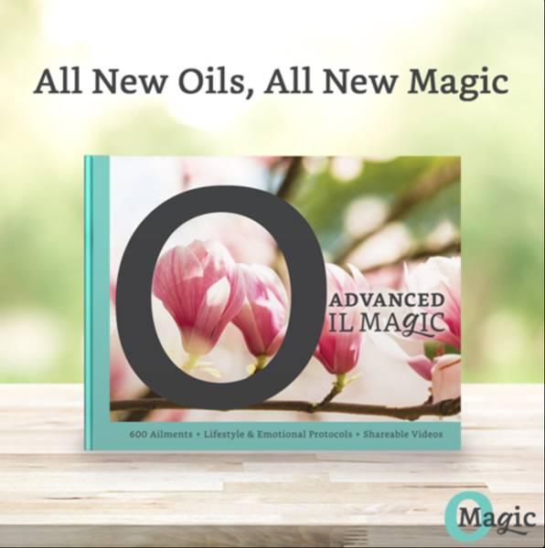 ADVANCED OIL MAGIC hardcover 4.utgave(september 2020)