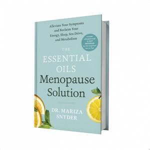 Bilde av The Essential Oils Menopause Solution by