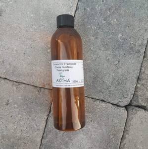 Bilde av Akoma - fraksjonert kokosolje 250ml