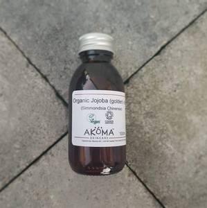 Bilde av Akoma - Organisk Jojoba-olje 100ml