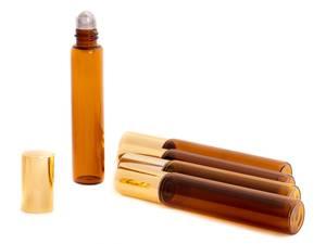 Bilde av BRUN 10 ml rollerflaske 5-pack