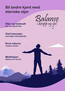Bilde av NORSK Balanse i kropp og sjel hefte