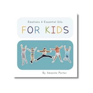 Bilde av Emotions & Essential Oils FOR KIDS