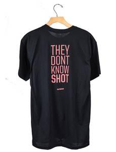 Bilde av DON'T KNOW SHOT TEE