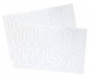 Bilde av Hvite tall til Hjelm