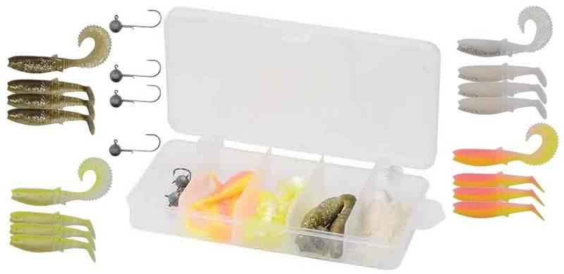 Savage Gear Cannibal Box Kit S 20pcs