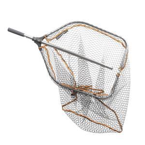 Bilde av SG Pro Folding Rubber Large Mesh Landing Net XL