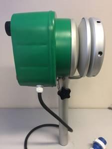Bilde av Hobbyfisher E 150 m G/L hjul