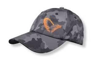 Bilde av savage gear svart/oransje cap