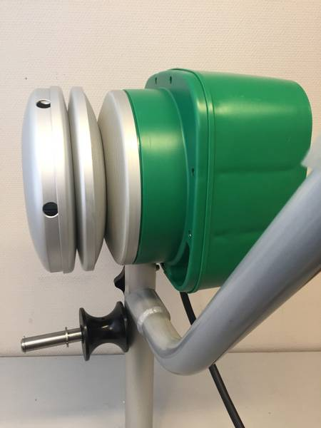 Hobbyfisher E 150 m G/L hjul