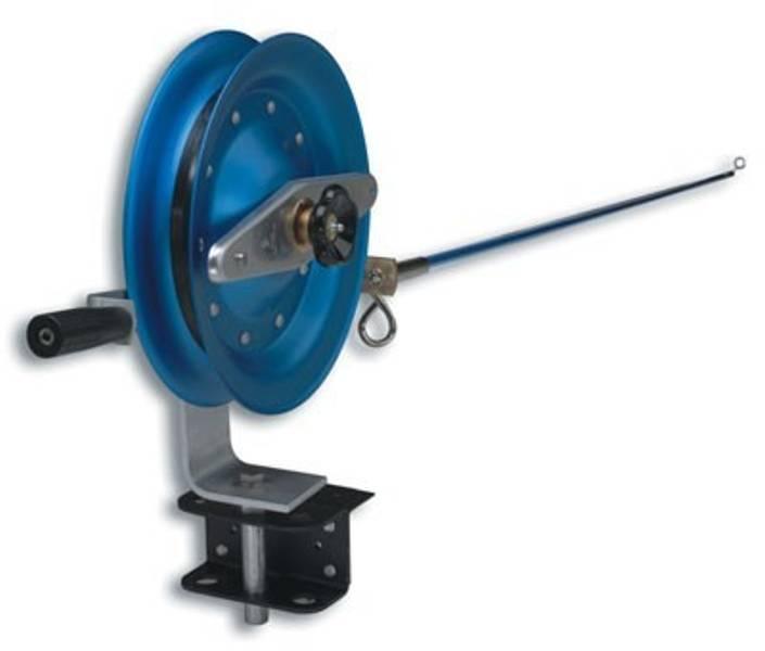 Blue Sea Reel fiskehjul m/ stang