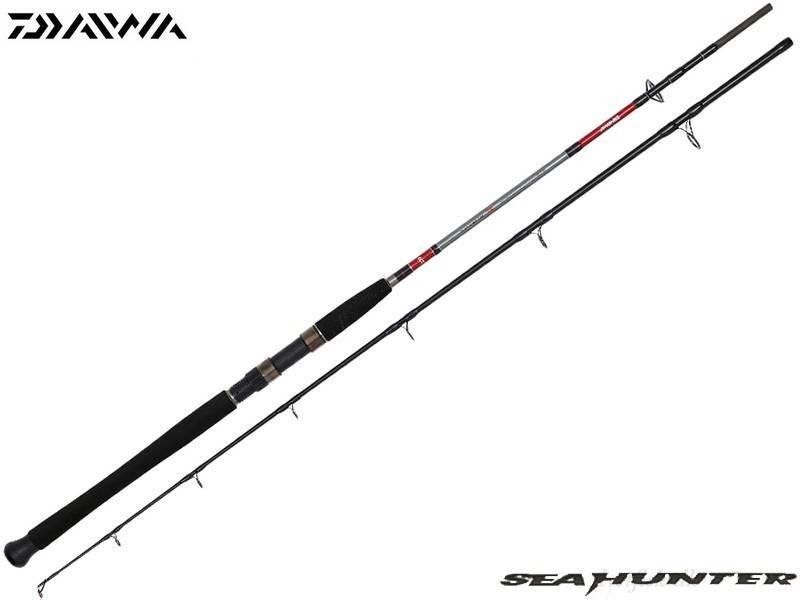 Daiwa Seahunter Z Pilk 7' 150-300g