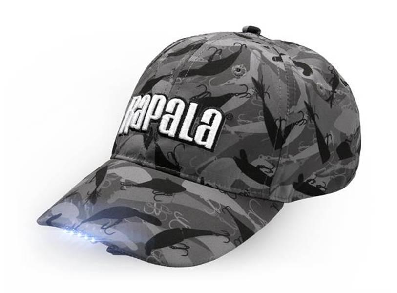 Rapala Caps Med Led Lys