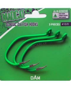 Bilde av MadCat A-Static Classic Catfish Hook 3pak