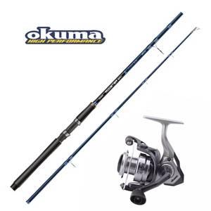 Bilde av Okuma Rodster 9' 274cm 20-60g/Okuma Azaki 45