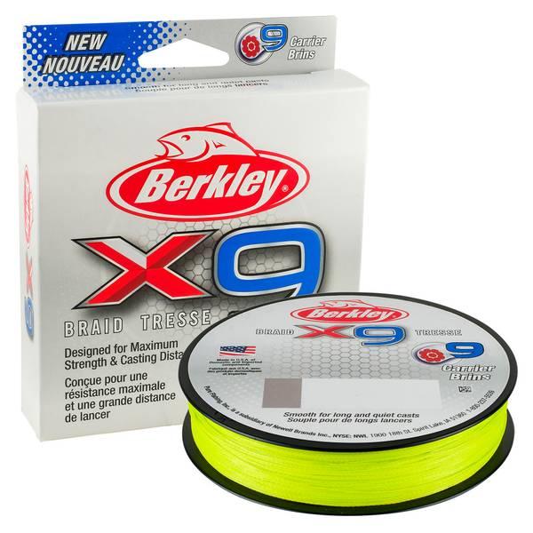 Berkley X9 Braid 150m