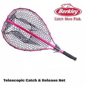Bilde av Berkley Telescopic Catch And Release Net