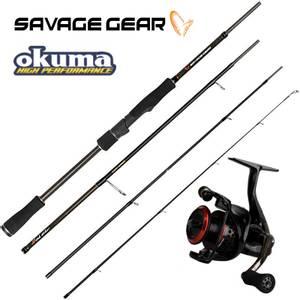 Bilde av Savage Gear Hitch Hiker 7' 213cm  10-40Gram/Okuma