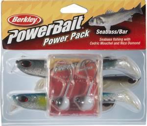 Bilde av Berkley Powerbait Seabass pro kit