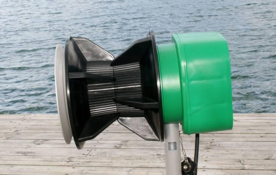 Hobbyfisher E 150 m/Garntrommel