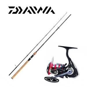 Bilde av Daiwa Ninja X Spinning 10' 5-25g/Daiwa Ninja 3000
