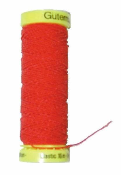 Reketråd Rød Elastisk 10 m
