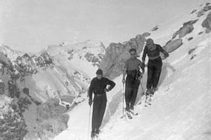 Bilde av Mountain skiing