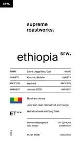 Ethiopia, Samii Uraga Raro, Guji