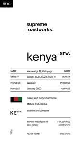 Kenya, Kamwangi AB, Kirinyaga