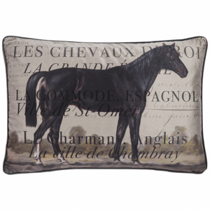 Bilde av Cushion Les Chevaux 60x40