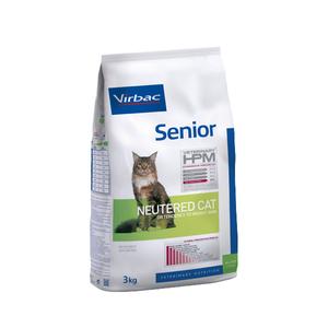 Bilde av Virbac Senior Cat Neutered,