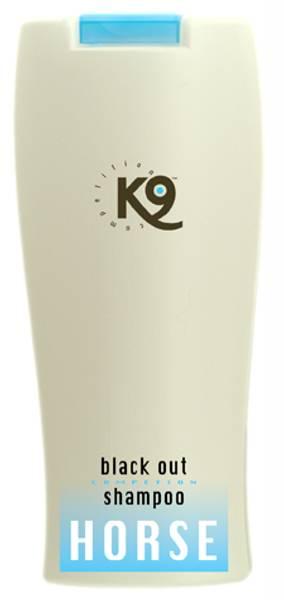 K9 Horse Aloe Vera Black Out Shampoo