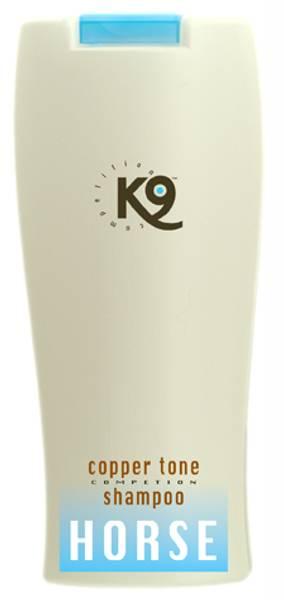 K9 Horse Aloe Vera Copper Tone Shampoo