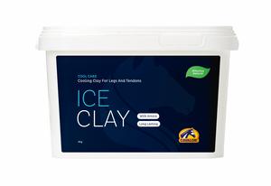 Bilde av Cavalor Ice Clay 4 KG