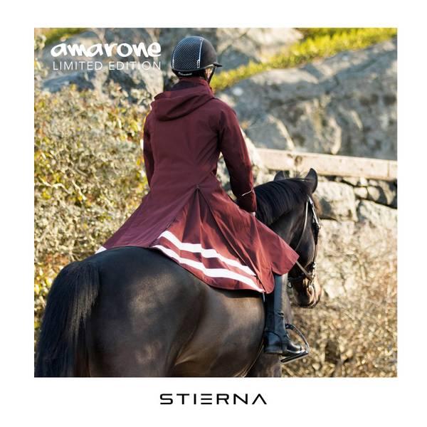 STIERNA Nova Rain Coat Amarone - Limited Edition!