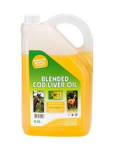 Bilde av TRM BLENDED COD LIVER OIL