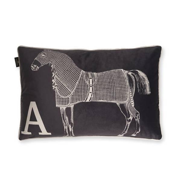 Kudde Horse Grey