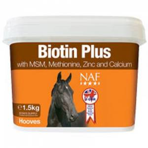 Bilde av NAF Biotin Plus 1,5kg