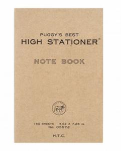 Bilde av Hightide Puggy Notatbok, stor