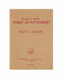 Bilde av Hightide Puggy Notatbok, liten